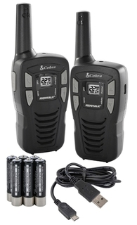 Cobra  GMRS 2 Way Radio Value Pack - CXT145C