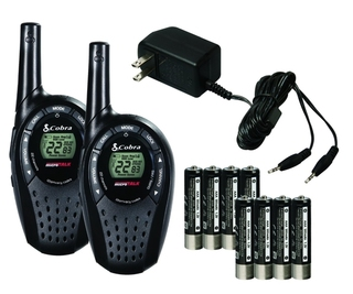 Cobra  GMRS 2 Way Radio Value Pack - CXT235C