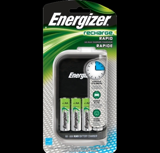 Energizer 15 Minute Charger - CH15MNCP4