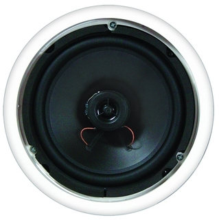Omage Center Channel In-Wall Loudspeaker - Round - IWRD8