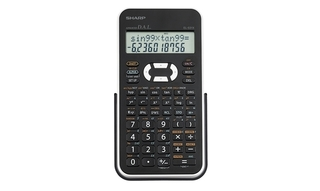 Sharp Scientific 272 Function Calculator - EL531XGBWH