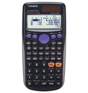 Casio - Scientific Calculators - FX300ESPLUS Product Image