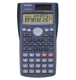 Casio - Scientific Calculators - FX300MSPLUS Product Image