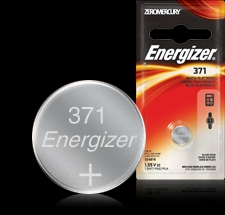 Energizer Button Cell Battery - 371BP Product Image
