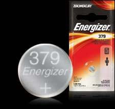 Energizer Button Cell Battery - 379BP Product Image