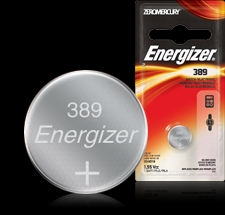 Energizer Button Cell Battery - 389BPZ Product Image