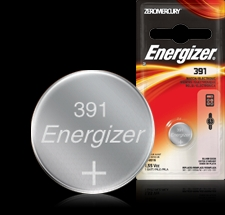 Energizer Button Cell Battery - 391BP Product Image