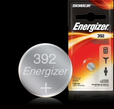 Energizer Button Cell Battery - 392BP Product Image