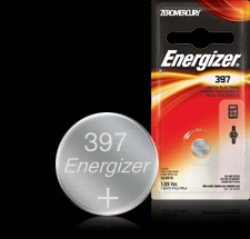 Energizer Button Cell Battery - 397BP Product Image