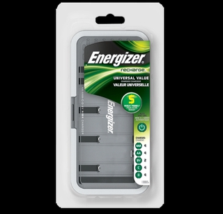 Energizer Overnight Family Charger - CHFCV Product Image