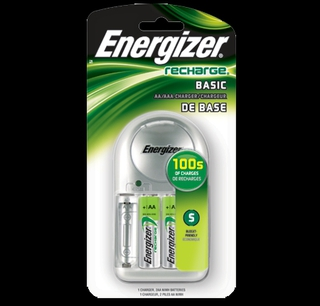 Energizer Value Charger - CHVCWB2 Product Image