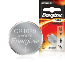 Energizer Button Cell Battery - ECR1620 Product Image