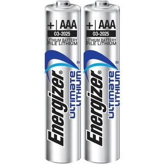 Energizer AAA2 Lithium Battery - L92BP2 Product Image