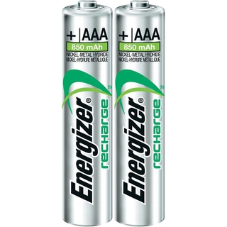 Energizer 2PK AAA NIMH Rechargeable Battery - NH12BP2 Product Image