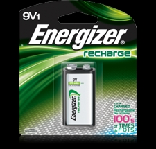 Energizer 7.2V NIMH Rechargeable Battery - NH22NBP Product Image