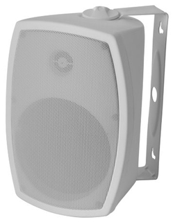 Omage Granite Series Indoor Outdoor Speaker - White - GR404W