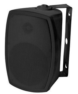 Omage Granite Series Indoor Outdoor Speaker - Black - GR405B
