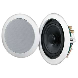 Omage Center Channel In-Wall Loudspeaker - Round - IWRD6.5