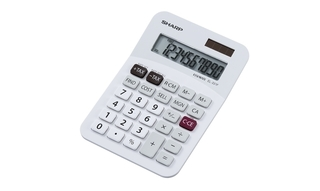 Sharp Large Display Calculator - EL331FB Product Image