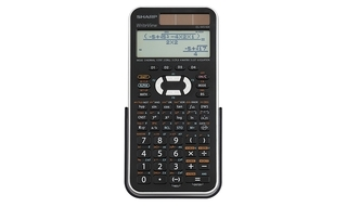 Sharp Scientific 556 Function Calculator - ELW516XBSL Product Image