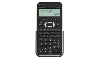 Sharp Scientific 335 Function Calculator - ELW535XBSL Product Image